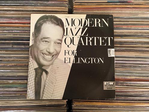 LP The Modern Jazz Quartet - For Ellington