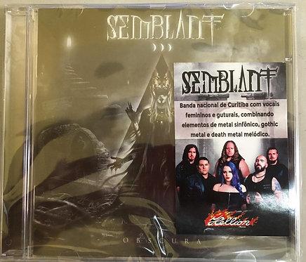 CD Semblant - Obscura - Lacrado