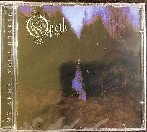 CD Opeth - My Arms, Your Hearse - Importado - Lacrado