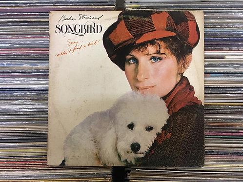 LP Barbra Streisand - Songbird - Com Encarte