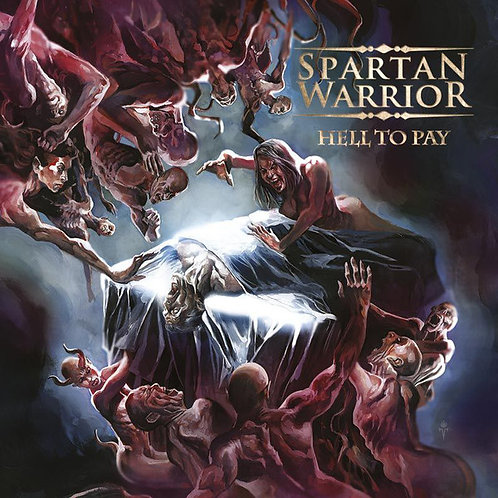 CD Spartan Warrior - Hell To Pay - Lacrado