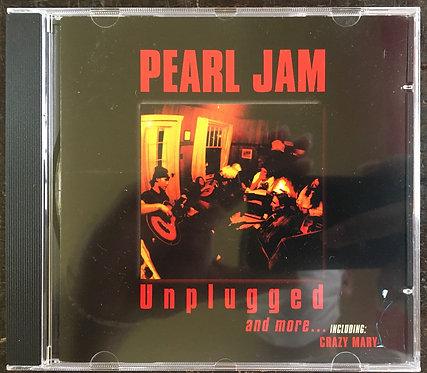 CD Pearl Jam - Unplugged - Importado - +Bônus