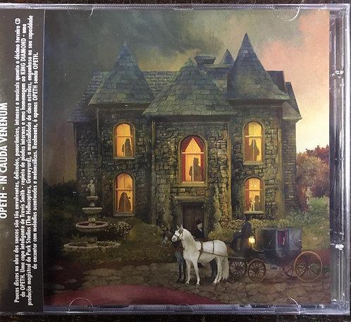 CD Opeth - In Cauda Venenum - Lacrado