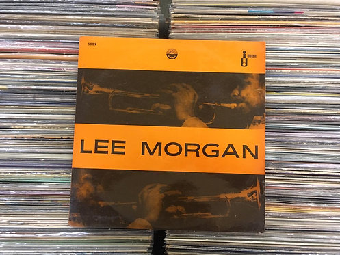 LP Lee Morgan - 1969 / Imagem Jazz