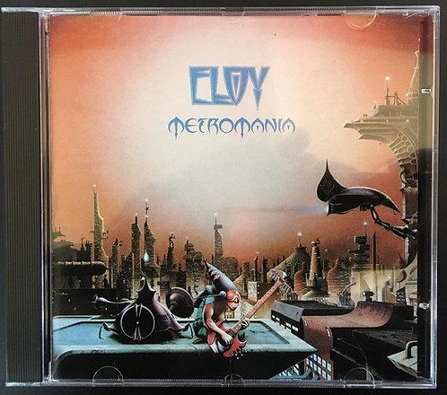CD Eloy - Metromania - Importado