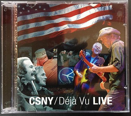 CD CSNY - Déjà Vu Live - Importado