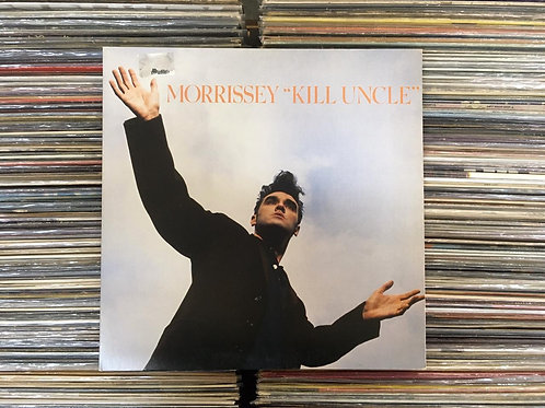 LP Morrissey - Kill Uncle - Capa Dupla