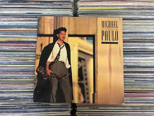 LP Michael Paulo - One Passion - Importado