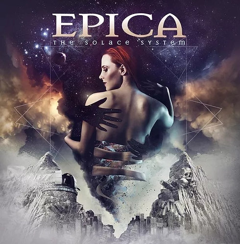 CD Epica - The Solace System - Lacrado