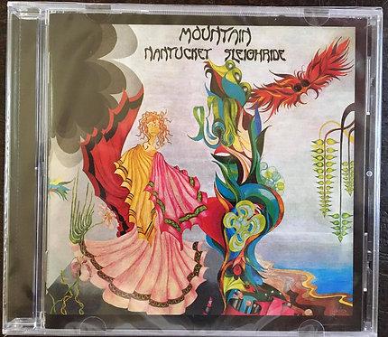 CD Mountain - Nantucket Sleighride - Importado - +Bônus - Lacrado
