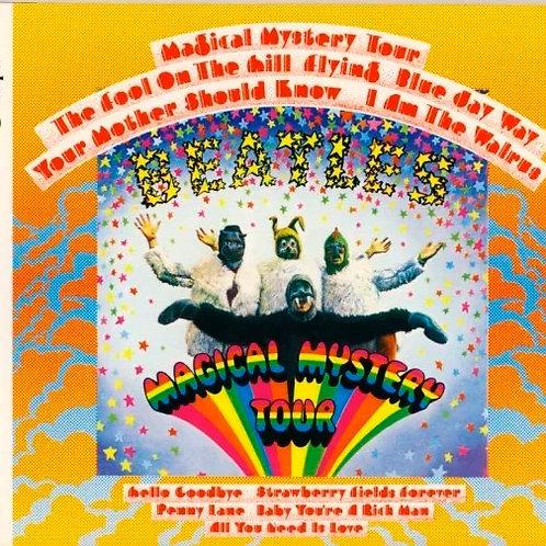 CD The Beatles - Magical Mystery Tour - Digipack - Lacrado