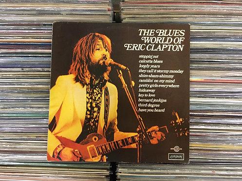 LP Eric Clapton - The Blues World Of Eric Clapton