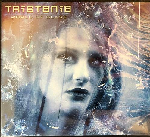 CD Tristania - World Of Glass - Slipcase - Lacrado