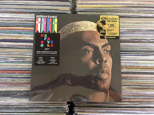 LP Gilberto Gil - Refavela - Novo E Lacrado