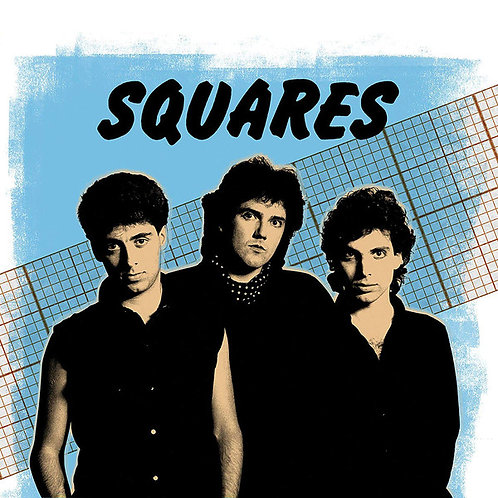 CD Squares - Best Of The Early '80s - Digipack - Lacrado