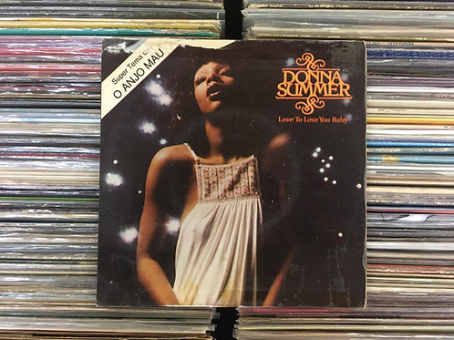 Compacto Donna Summer - Love To Love You Baby