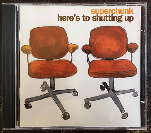 CD Superchunk - Here's To Shutting Up
