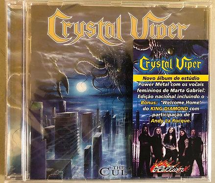 CD Crystal Viper - The Cult - Lacrado