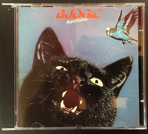 CD Budgie - Impeckable - Importado