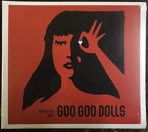 Cd Goo Goo Dolls - Miracle Pill - Digifile - Lacrado