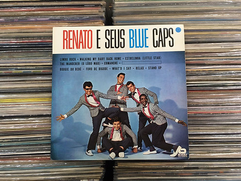 LP Renato E Seus Blue Caps - 1963
