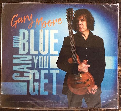 CD Gary Moore - How Blue Can You Get - Digipack - Lacrado