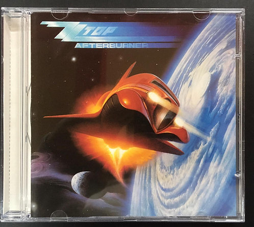 CD ZZ Top - Afterburner - Importado