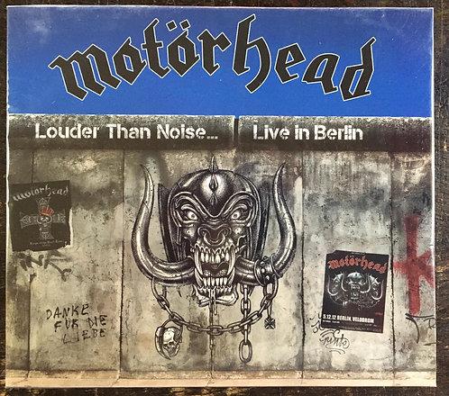 CD Motörhead - Louder Than Noise... Live In Berlin - Lacrado