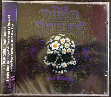 LP The Dead Daisies - Holy Ground - Lacrado
