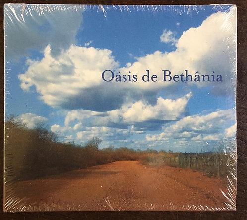 CD Maria Bethânia - Oásis De Bethânia - Digipack - Lacrado