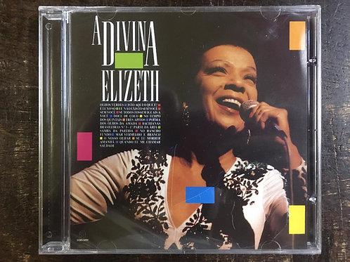 CD Elizeth Cardoso - A Divina Elizeth - Lacrado