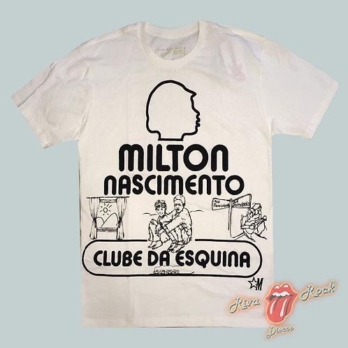 Camiseta Milton Nascimento - Clube Da Esquina - Marrockus