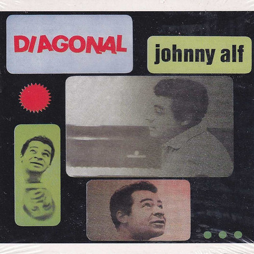 CD Johnny Alf - Diagonal - Digipack - Lacrado
