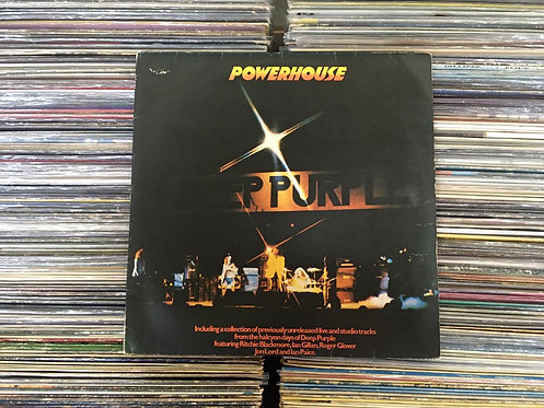 LP Deep Purple - Powerhouse