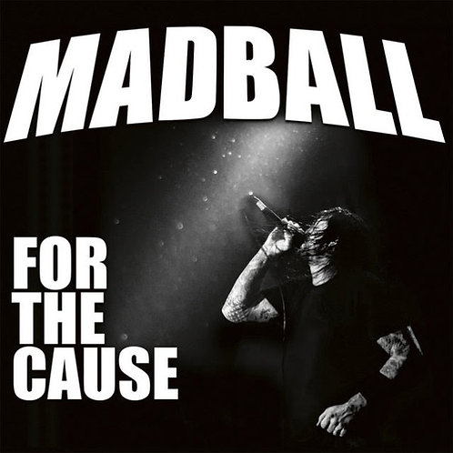 CD Madball - For The Cause - Lacrado