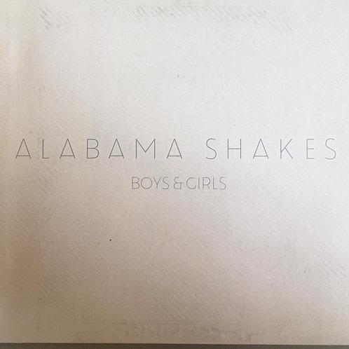 CD Alabama Shakes - Boys & Girls (Usado)