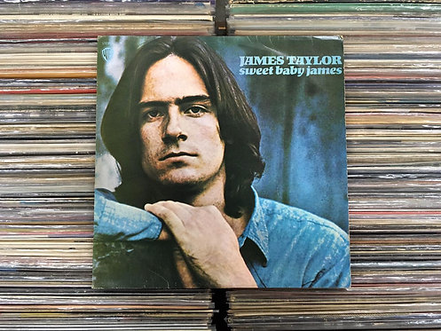 LP James Taylor - Sweet Baby James