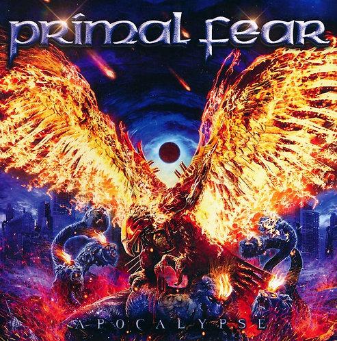 CD Primal Fear - Apocalypse - Lacrado