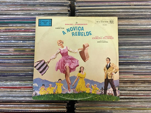 LP A Noviça Rebelde - Trilha Sonora Original Do Filme