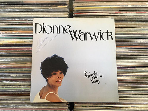 LP Dionne Warwick - Friends Can Be Lovers - Com Encarte