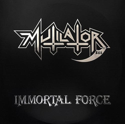CD Mutilator - Immortal Force - Digipack - Lacrado