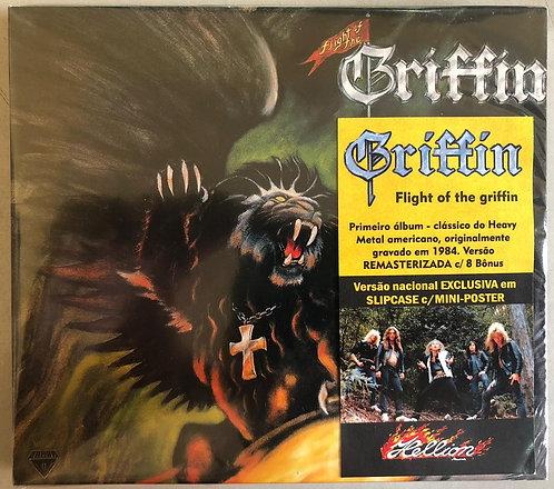 CD Griffin - Flight Of The Griffin - (+CD Bônus) - Lacrado