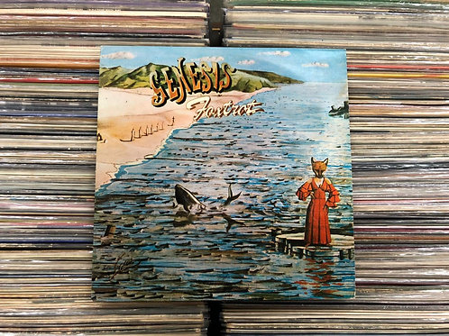 LP Genesis - Foxtrot - Com Encarte
