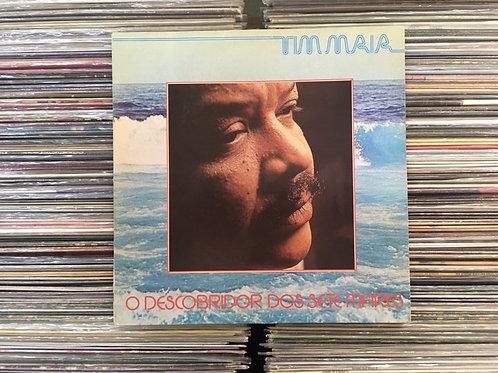 LP Tim Maia - O Descobridor Dos Sete Mares