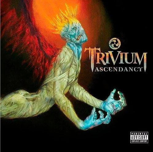 CD + DVD Trivium - Ascendancy - Special Edition - Lacrado
