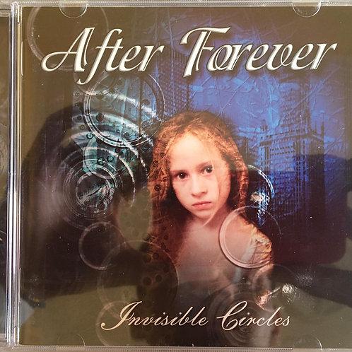 CD After Forever - Invisible Circles (Seminovo)
