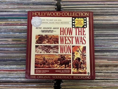 LP How The West Was Won - Original Soundtrack - +Pôster