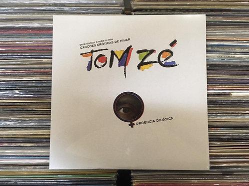 LP Tom Zé - Canções Eróticas De Ninar, Para Dançar O Sobe Ni Mim... - Lacrado