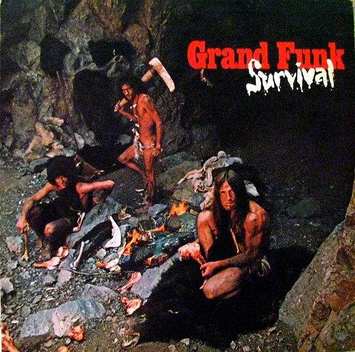 CD Grand Funk Railroad - Survival - Importado - Lacrado