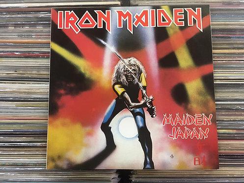 LP Iron Maiden - Maiden Japan
